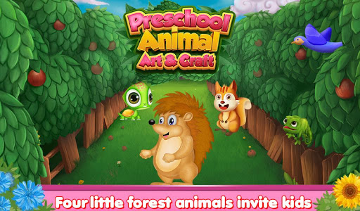 Preschool Animal Art & Craft v1.0.1