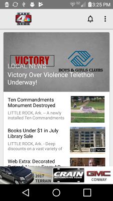 KARK 4 News ArkansasMatters - screenshot