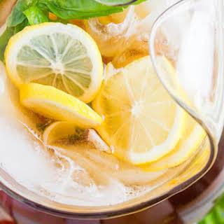 Flavored Ice Tea Basic.