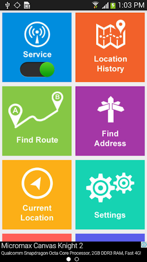 GPS-схема проезда скачать на планшет Андроид