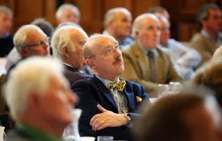 Photo: Roe Valley Chairman, Alan McKinney