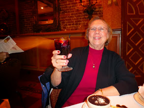 Photo: Lorraine at Columbia Restaurant - excellent Margaritas and appetizers at the bar