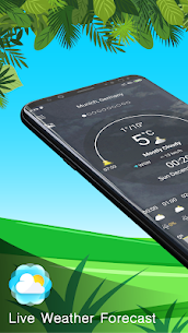 Weather Forecast Pro 1.0.0 Mod + APK + Data UPDATED 1
