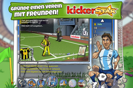 SoccerStar screenshot 2