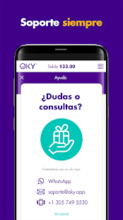 Download OKY Send Gift cards to Latin America For PC Windows and Mac apk screenshot 8