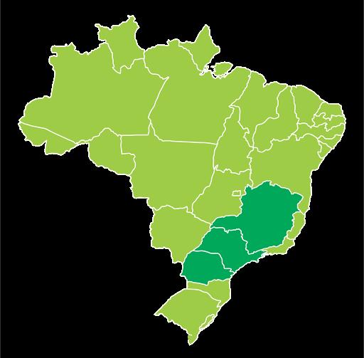 mapa do saneamento do Brasil