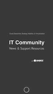 IT Community News- screenshot thumbnail