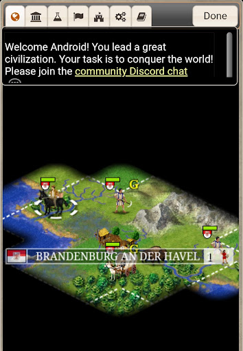Code Triche Freeciv APK MOD screenshots 2