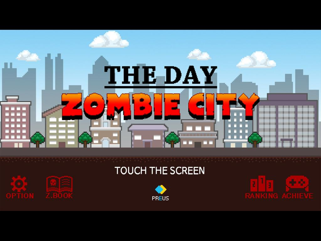 The Day - Zombie City- screenshot