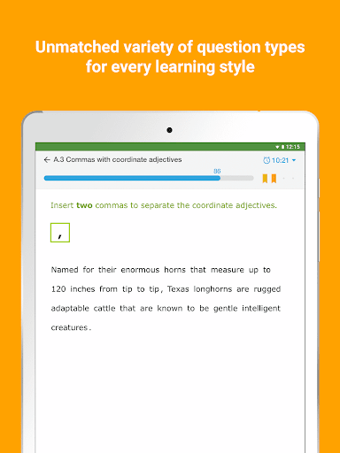 IXL screenshot