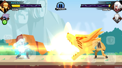 Stick Ninja: Ultimate Legends 1.0.6 screenshots 1