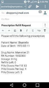 Prescription Monitor- screenshot thumbnail
