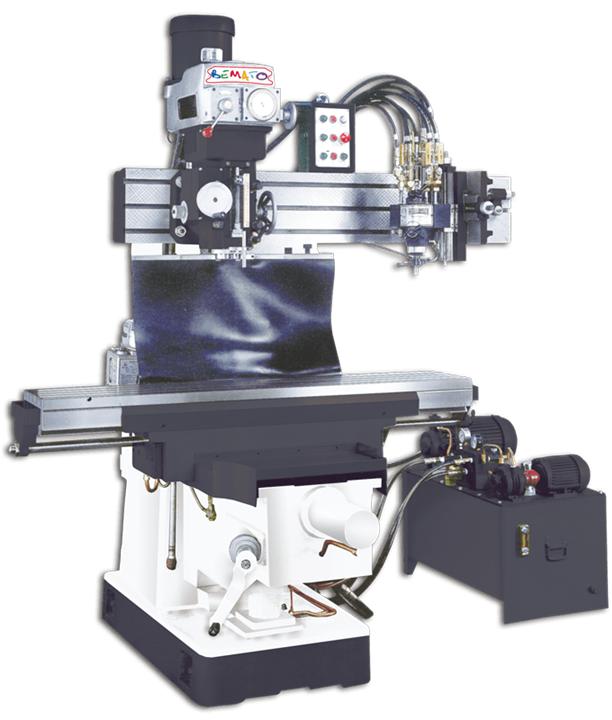 Profiling Milling Machine