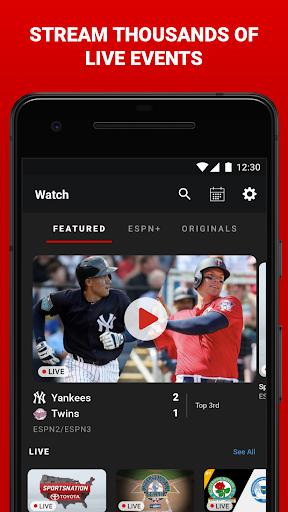 ESPN 6.3.1 screenshots 3