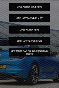 Engine sounds of Astra screenshot 0