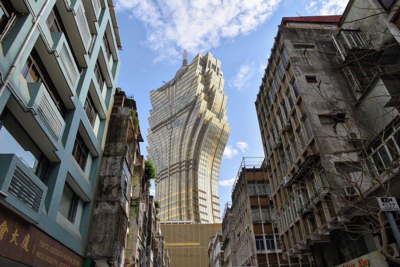 que ver y hacer en Macao