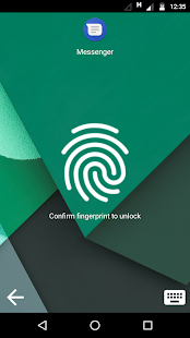 AppLock PRO: Fingerprint Screenshot