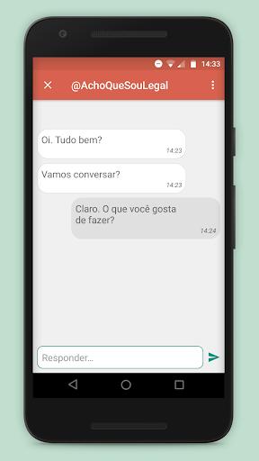 Amigo Virtual - Novas Amizades e Desabafo Anu00f4nimo 5.17 gameplay | AndroidFC 2