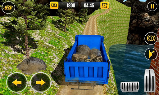 Heavy Excavator Crane: Construction City Truck 3D painmod.com screenshots 6