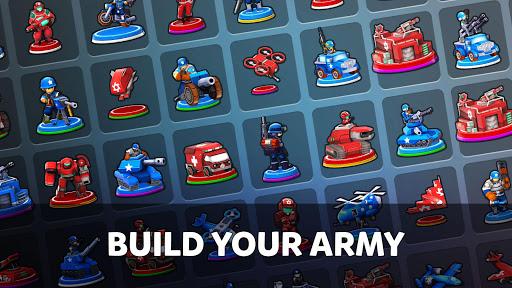 Mini Guns - Omega Wars  screenshots 2