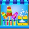 Frozen Slushy Ice Gola Maker icon
