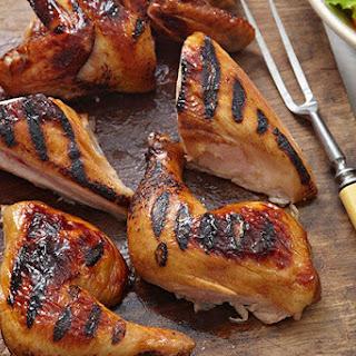"""Grilled """"Cola-Q"""" Chicken"""