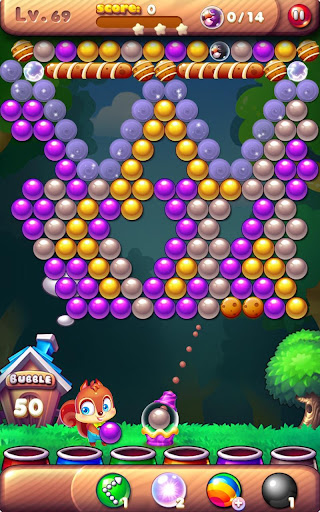 Bubble Bird Rescue 2 - Shoot! 2.9.7 screenshots 21