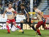 Le capitaine de Courtrai Hannes Van der Bruggen est ravi de la victoire à Charleroi