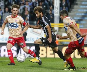 """KV Kortrijk-kapitein Hannes Van der Bruggen opgetogen over eerste zege: """"Eindelijk, en op z'n Duits"""""""