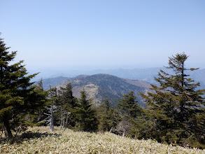 下にシャウヅ山