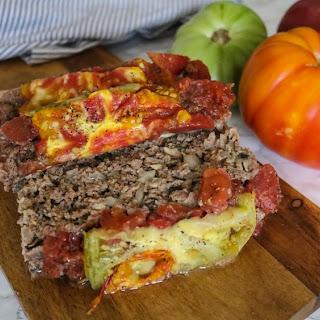 The Best Keto Meatloaf.