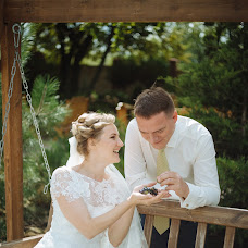 Wedding photographer Eduard Perov (Edperov). Photo of 19.09.2018
