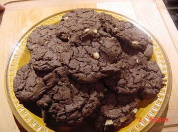 BONNIE'S CHOCOLATE CAKE MIX COOKIES