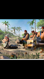 boom beach full HD Wallpaper - náhled