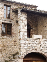 Photo: House in Saturnia (Frazione di Manciano). More at  http://blog.kait.us/2013/03/terme-di-saturnia.html
