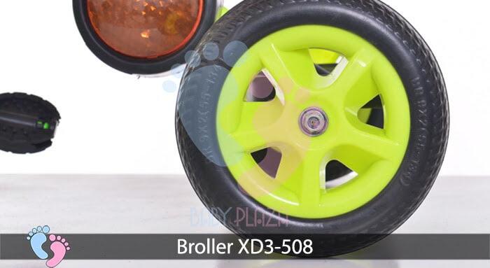 Xe đạp ba bánh cho bé Broller XD3-508 9