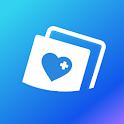 健康護照 - 輕鬆記錄管理健檢報告 icon