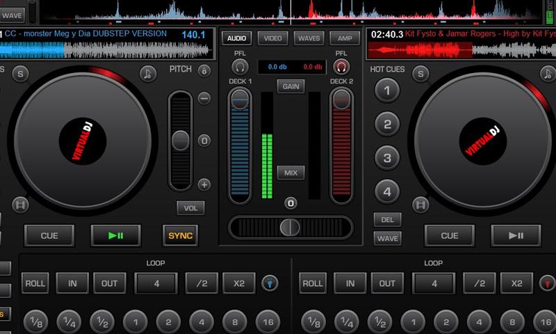 Virtual Dj Beats 🎼🎶🎝