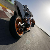 Wallpapers KTM RC8