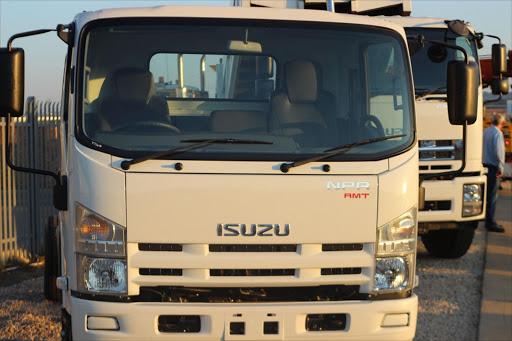 Picture: ISUZU TRUCKS SA