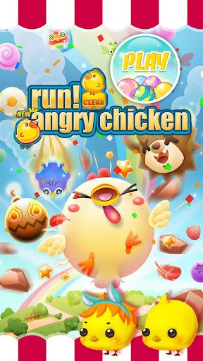 Run Angry Chicken