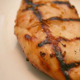 Honey Lime Grilled Chicken.