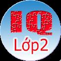 IQ cho tre tieu hoc lop 2 icon
