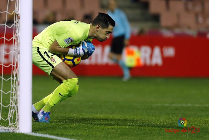 Resultado de imagen de diego mariño sporting futbolasturiano.es