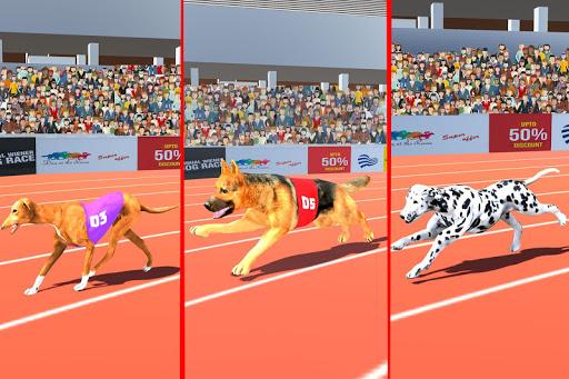 Dog Race Sim 2019: Dog Racing Games filehippodl screenshot 8