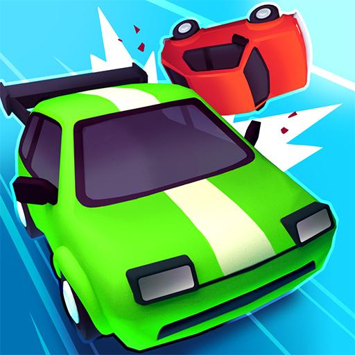 Road Crash Icon