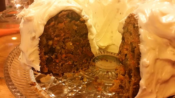 Mawmaw Goodman's Carrot Cake Recipe