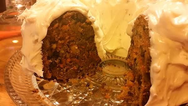 Mawmaw Goodman's Carrot Cake