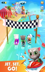 Talking Tom Jetski 2 App Latest Version Download For Android and iPhone 7