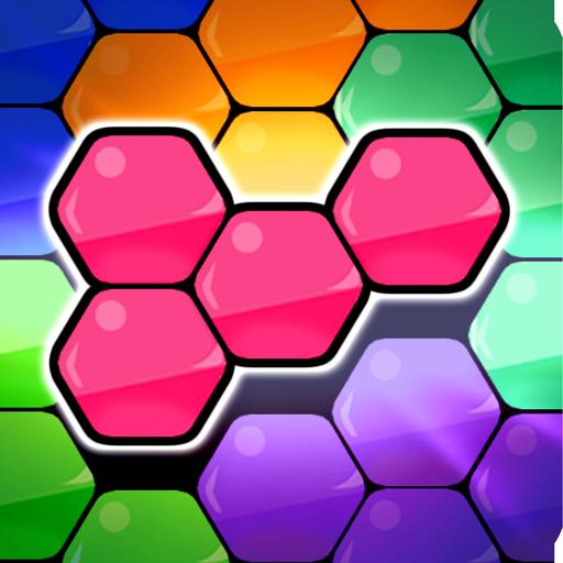 Block Hexa Puzzle Icon